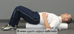 Foam Roller Exercises - Basic