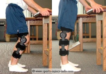 Standing Knee Extensions