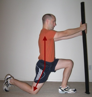 strengthening hip flexors for squats