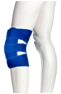 Knee Ice Compression Wrap